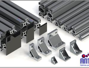 Accessories Aluminum Extrusion