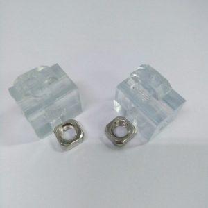 Block mica for aluminium
