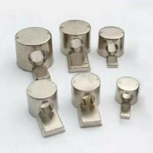 Horn connector for aluminum