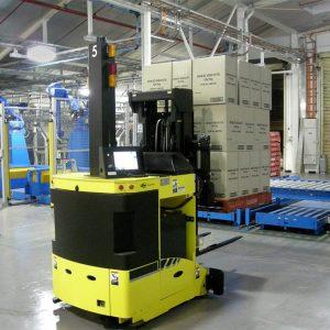 AGV-Conveyor type