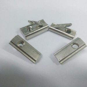 Nuts for Aluminum Extrusions